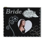 Bride XL Cosmetic Bag - Cosmetic Bag (XL)