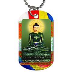 Jade Buddha   Peter By Phungm   Dog Tag (two Sides)   Jrbe8gz1osl3   Www Artscow Com Back