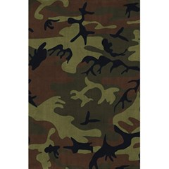 Camo Notebook 1 By Jen   5 5  X 8 5  Notebook   Apxq7ciiw31g   Www Artscow Com Back Cover