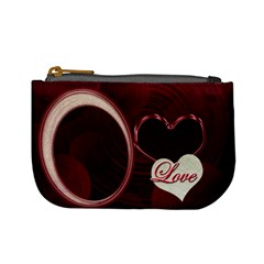 Heart Moon 15 Coin Purse By Ellan   Mini Coin Purse   Vaypvm8acqio   Www Artscow Com Front