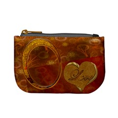 Heart 42 Coin Purse By Ellan   Mini Coin Purse   Blee0kr95qod   Www Artscow Com Front