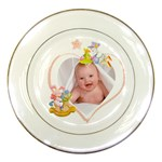 special delivery porcelain plate