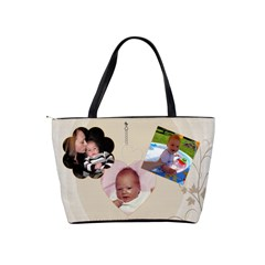Children Shoulder Handbag By Lil    Classic Shoulder Handbag   Jtinuar9aepc   Www Artscow Com Back