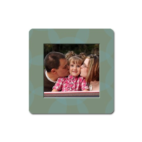 Square Magnet By Amanda Bunn   Magnet (square)   4gl7vwjtfc2o   Www Artscow Com Front