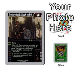 Jack Netrunner Bs Runner 01 By Pedrito   Playing Cards 54 Designs   Ofz8v79dbgnx   Www Artscow Com Front - HeartJ