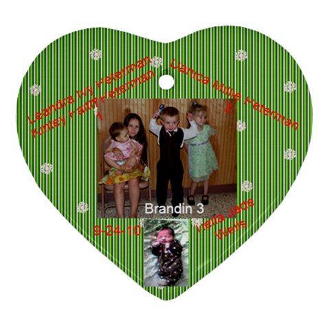 By Sue Wells   Ornament (heart)   8zoyleacxztu   Www Artscow Com Front