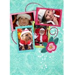 Fun Holiday Card - Greeting Card 5  x 7
