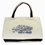Away In  a Manger Tote bag - Classic Tote Bag (Two Sides)