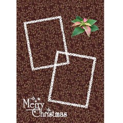 Merry Christmas   Card 5 x7  By Carmensita   Greeting Card 5  X 7    Ld39ibstrpxe   Www Artscow Com Front Cover