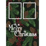 Merry Christmas  -  Card 5 x7  - Greeting Card 5  x 7