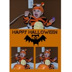 Halloween Card 1 - Greeting Card 5  x 7