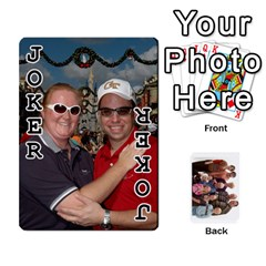 Playing Cards By Sam Gordon   Playing Cards 54 Designs   Ocp9btpfcetu   Www Artscow Com Front - Joker1