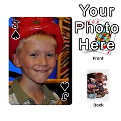 Jack Playing Cards By Sam Gordon   Playing Cards 54 Designs   Ocp9btpfcetu   Www Artscow Com Front - SpadeJ