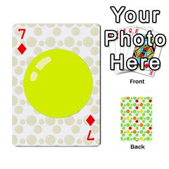 Pl Cards Balloon By Galya   Playing Cards 54 Designs   Crma2fwyuvqs   Www Artscow Com Front - Diamond7