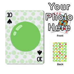 Pl Cards Balloon By Galya   Playing Cards 54 Designs   Crma2fwyuvqs   Www Artscow Com Front - Spade10