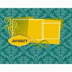 2015 Kelly Anne 12 Month Calendar By Klh   Wall Calendar 11  X 8 5  (12 Months)   Jkfx575ukjke   Www Artscow Com Month