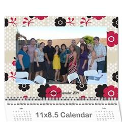 Family Calendar 2011 By Angela Mantzey   Wall Calendar 11  X 8 5  (12 Months)   F48uzrxcnsu5   Www Artscow Com Cover