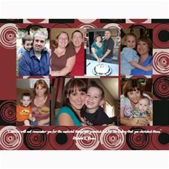 Family Calendar 2011 By Angela Mantzey   Wall Calendar 11  X 8 5  (12 Months)   F48uzrxcnsu5   Www Artscow Com Month