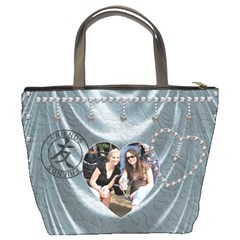 Family/friends Bucket Bag By Lil    Bucket Bag   Lqp5e110ggsp   Www Artscow Com Back