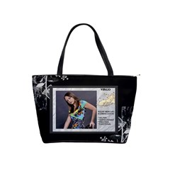 Virgo Zodiac Shoulder Bag By Lil    Classic Shoulder Handbag   577i480f89gj   Www Artscow Com Front