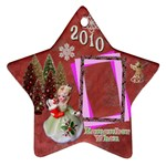 irl stocking Remember when 2010 ornament 6 - Ornament (Star)