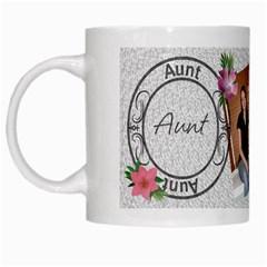 Aunt Mug By Lil    White Mug   Wp0dbj06kb4f   Www Artscow Com Left