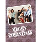 Christmas Family  -  Custom Greeting Card 5  x 7