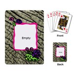 Snailcards -  CARDS - Playing Cards Single Design