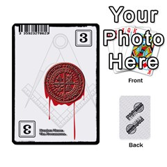 Conspiracy 2 By Justin Calvert   Playing Cards 54 Designs   Dhcz9nr4kc93   Www Artscow Com Front - Heart2