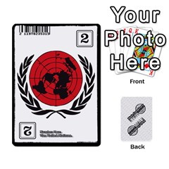 Conspiracy 2 By Justin Calvert   Playing Cards 54 Designs   Dhcz9nr4kc93   Www Artscow Com Front - Spade5