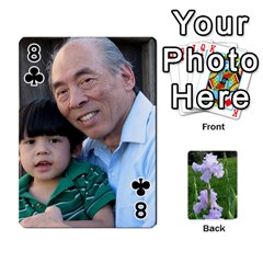 Gee Cards1 By Elle   Playing Cards 54 Designs   Wzmny1s0b7on   Www Artscow Com Front - Club8
