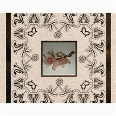 Twin Hearts Neutral Wedding Celebration Calendar 2015 By Catvinnat   Wall Calendar 11  X 8 5  (12 Months)   Q1skuhjbdt8c   Www Artscow Com Month