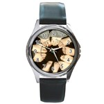 Family round watch - Round Metal Watch