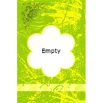 Lime Notebook - 5.5  x 8.5  Notebook