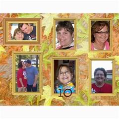 2011 Calendar By Barb Hensley   Wall Calendar 11  X 8 5  (12 Months)   Zgkhex7ioaen   Www Artscow Com Month