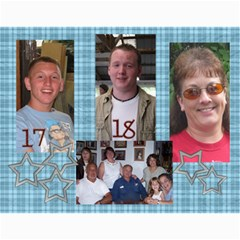 2011 calendar by BARB HENSLEY Month