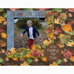 2011 By Melody Owen   Wall Calendar 11  X 8 5  (12 Months)   M2st9xbzmb2j   Www Artscow Com Month