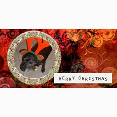 Xmas Photocard 1 By Joan T   4  X 8  Photo Cards   B9yfrmgvd5rs   Www Artscow Com 8 x4 Photo Card - 2