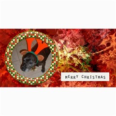 Xmas Photocard 1 By Joan T   4  X 8  Photo Cards   B9yfrmgvd5rs   Www Artscow Com 8 x4 Photo Card - 4