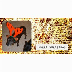 Xmas Photocard 1 By Joan T   4  X 8  Photo Cards   B9yfrmgvd5rs   Www Artscow Com 8 x4 Photo Card - 5