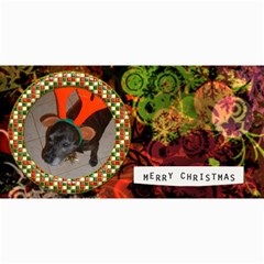 Xmas Photocard 1 By Joan T   4  X 8  Photo Cards   B9yfrmgvd5rs   Www Artscow Com 8 x4 Photo Card - 7
