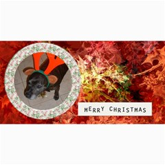 Xmas Photocard 1 By Joan T   4  X 8  Photo Cards   B9yfrmgvd5rs   Www Artscow Com 8 x4 Photo Card - 10