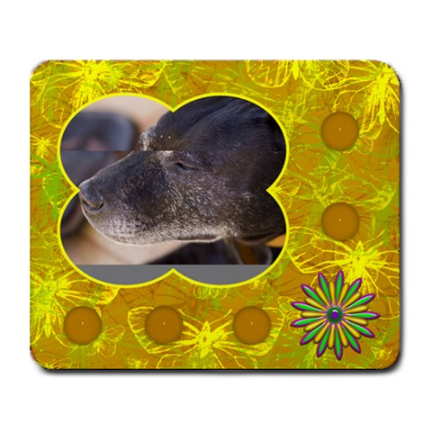 Mouse Mat 5 By Joan T   Collage Mousepad   Lbddudlwnf9i   Www Artscow Com 9.25 x7.75 Mousepad - 1
