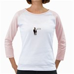 2Pac-Pacs Life Girly Raglan