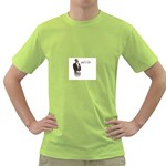 2Pac-Pacs Life Green T-Shirt