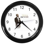 2Pac-Pacs Life Wall Clock (Black)