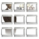 2Pac-Pacs Life 9mm Italian Charm (9 pack)