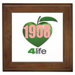 AKA 1908 4 life3 Framed Tile