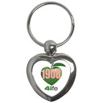 AKA 1908 4 life3 Key Chain (Heart)