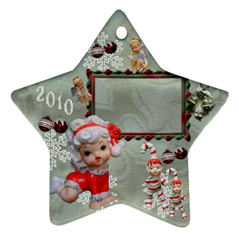 angels 2010 ornament 47 by Ellan Front
